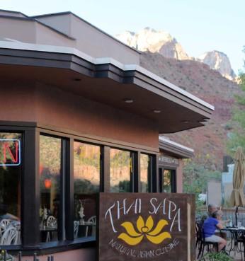 Thai Sapa Zion - Springdale Utah
